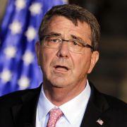 Carter wirft Russland «nukleares Säbelrasseln» vor (Foto)