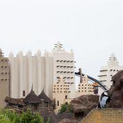 Diebe erleichtern Freizeitpark um eine Million Euro (Foto)