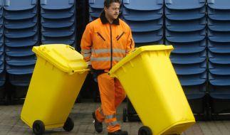 Die Mülltrennung wird für deutsche Haushalte einfacher. (Foto)