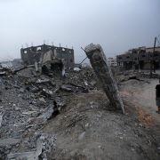UN sieht im Gaza-Konflikt Kriegsverbrechen auf beiden Seiten (Foto)