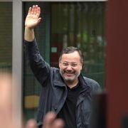 Ägyptischer TV-Journalist Mansur wieder frei (Foto)
