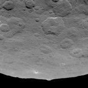 Forscher: Zwergplanet Ceres sehr dynamisch (Foto)