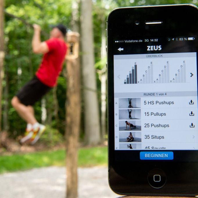 Sport zu Hause - Das taugen Online-Fitness-Anbieter (Foto)