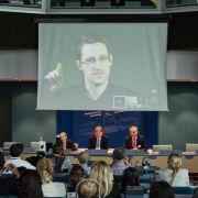 Europarat fordert Rückkehrrecht für Snowden in die USA (Foto)