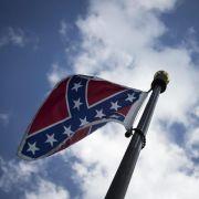 US-Händler verbannen Konföderierten-Flagge aus Sortiment (Foto)