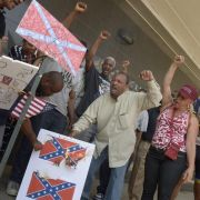 US-Händler nehmen Konföderierten-Flagge aus Sortiment (Foto)