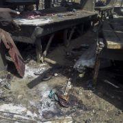 Mädchen (12) wird für Boko Haram zur Selbstmordattentäterin (Foto)