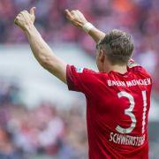Transfer-Gerücht: Tauscht Bayern Schweini gegen DiMaria? (Foto)