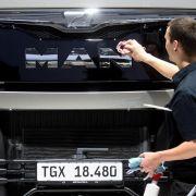 VW-Tochter MAN streicht 1800 Stellen (Foto)
