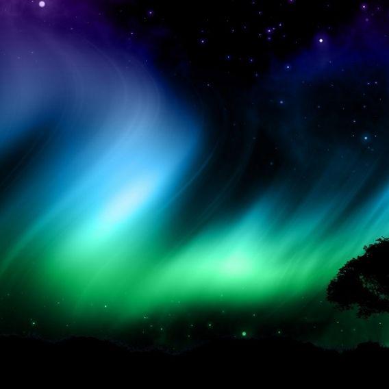 Sonnensturm sorgt für spektakuläres Farbenspiel am Himmel (Foto)