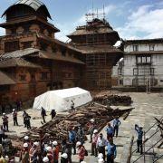 Nepal sammelt Milliarden für Wiederaufbau ein (Foto)