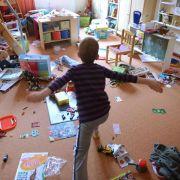 Viele Eltern nehmen Kinderstress kaum wahr (Foto)