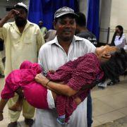 Mehr als 1000 Tote bei Hitzewelle in Pakistan (Foto)