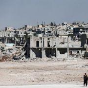Dutzende Tote bei IS-Überraschungsangriff auf Kobane (Foto)