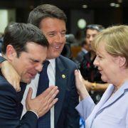 EU-Gipfel setzt Tsipras unter Druck (Foto)