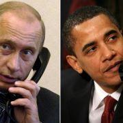 Obama fordert von Putin Abzug von Truppen aus Ostukraine (Foto)