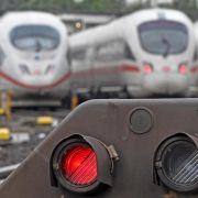 Schlichtung in Bahn-Tarifkonflikt verlängert (Foto)