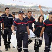 27 Tote bei Angriff auf Touristenhotel in Tunesien (Foto)