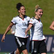 Nadine Angerer bringt DFB-Frauen im Elfmeterkrimi ins Halbfinale (Foto)