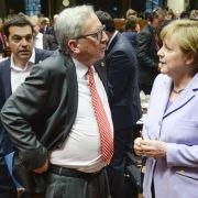 Festgefahren in Brüssel: Griechenland-Krise vor Entscheidung (Foto)