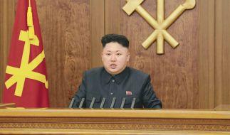 Kim Jong-un hat offenbar für Nordkorea ein Einfuhrverbot von pornographischem Material verhängt. (Foto)