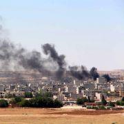 Kurdische Einheiten vertreiben IS aus Kobane (Foto)