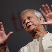 Nobelpreisträger Yunus: Das Wort Ruhestand sollte in Rente (Foto)