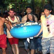 Über 500 Verletzte bei Explosion in Freizeitpark in Taiwan (Foto)