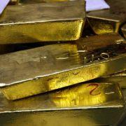 Bauarbeiter finden kostbaren Goldschatz in Passau (Foto)