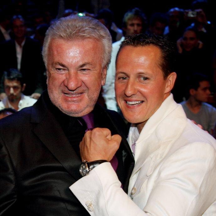 Schumis Ex-Manager Willi Weber ist Bordell-Investor (Foto)