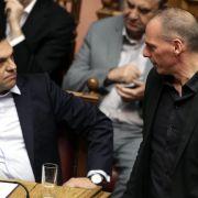 Banken in Griechenland bleiben ab Montag geschlossen (Foto)