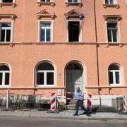 Feuer in Flüchtlingshaus - Besitzer: «Anschlag mit Ansage» (Foto)