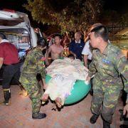 20-Jährige gestorben nach Pulver-Explosion in Freizeitpark (Foto)