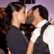 Rebecca Mir tanzt mit Massimo ins Eheglück (Foto)