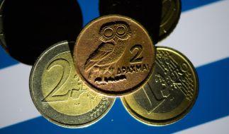 Scheidet Griechenland aus der Eurozone aus und kehrte zur Drachme zurück? (Foto)