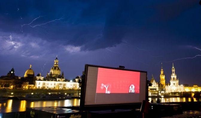 Filmnächte am Elbufer 2015 in Dresden