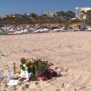 Im Urlaubsort Sousse in Tunesien herrscht nach dem blutigen Terroranschlag vom 26. Juni Trauer und Bestürzung.