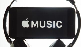 Am 30. Juni 2015 geht Apple Music an den Start - und der iPhone-Konzern verspricht sich vom neuen Streaming-Dienst große Erfolge. (Foto)