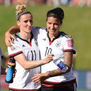Deutschland verliert gegen USA 2:0 im Halbfinale (Foto)