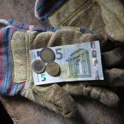 Ein halbes Jahr Mindestlohn - noch profitieren nicht alle (Foto)
