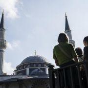 Merkel: Islam gehört unzweifelhaft zu Deutschland (Foto)