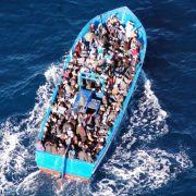 UN: Zahl der Bootsflüchtlinge wird steigen (Foto)