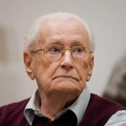 Angeklagter Ex-SS-Mann räumt Mitschuld am Holocaust ein (Foto)
