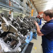 Weniger Aufträge im Maschinenbau (Foto)
