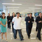 Diktator enthauptet Flughafen-Architekten (Foto)