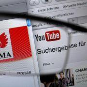 OLG: YouTube muss geschützte Musikvideos nach Hinweis sperren (Foto)