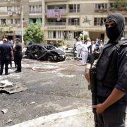 Mehr als 70 Tote bei Angriff auf Sinai-Halbinsel (Foto)