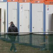 Genitaluntersuchung bei jungen Flüchtlingen in Hamburg (Foto)