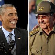 Ende einer Feindschaft: USA und Kuba eröffnen Botschaften (Foto)