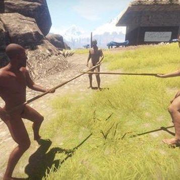 Ein großer Penis ist in diesem Computerspiel von Nachteil (Foto)